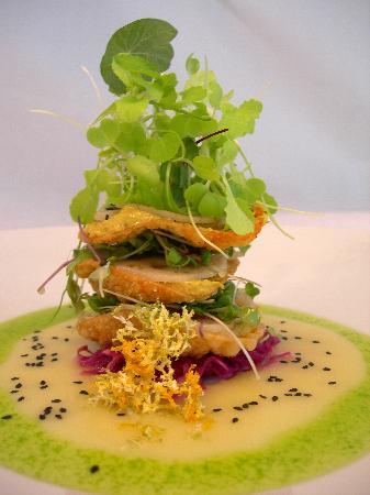 Mineral Restaurant: Tostada Salad