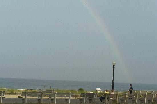 Ocean Grove, NJ: Rainbows