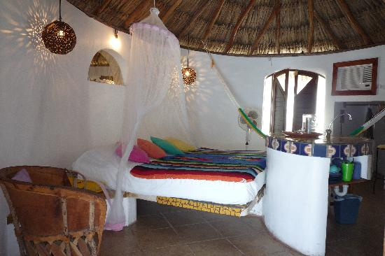 Amaranto Bed and Breakfast: The Bungalow room I've stayed