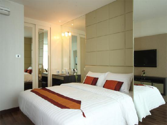 V Residence Hotel and Serviced Apartment: Bangkok luxury apartments