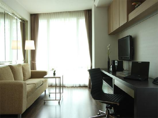 V Residence Hotel and Serviced Apartment: Luxury Serviced Apartments Bangkok