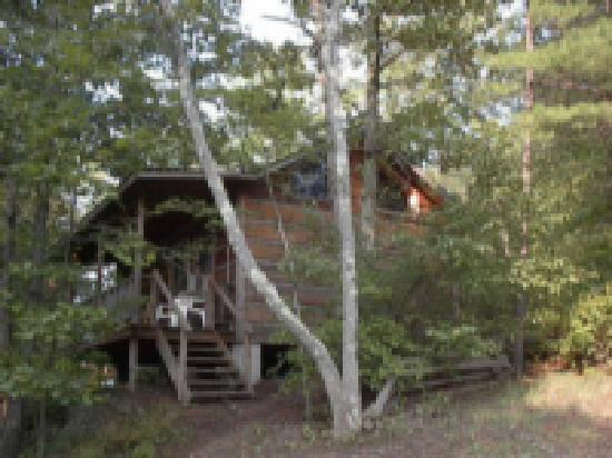 Copperhill Country Cabins : Cabin #3