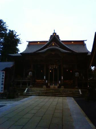 Yukyuzan Park : 蒼柴神社
