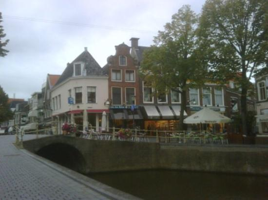 Leeuwarden, Belanda: This is how the city center (or part of city center) looks like