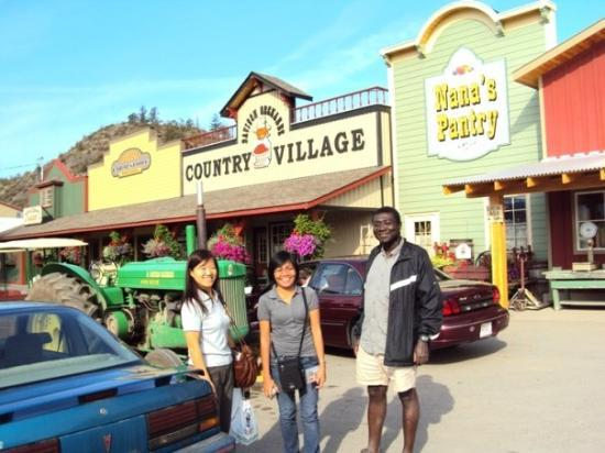 Country Village, Vernon, BC