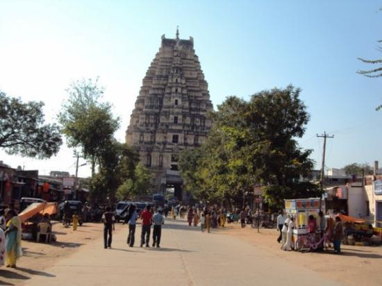 Hampi Karnataka Ruins Of The Vijayanagara Empire Main