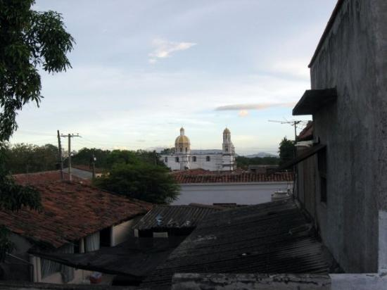 Colima, México: On the roof of mi abuelita's house