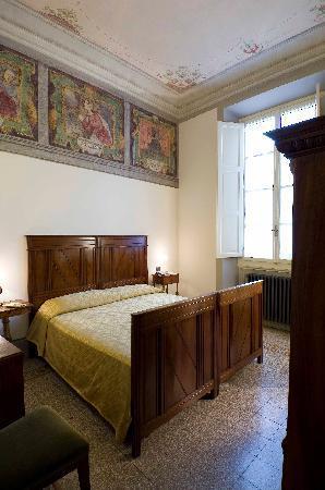 Casa Rovai Guest House: La Passione: frescoed double room