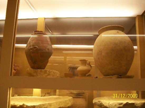 Albergo Nazionale: Museo Etrusco Guarnacci