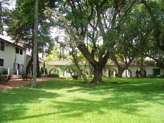 San Pedro de Timote: Gardens