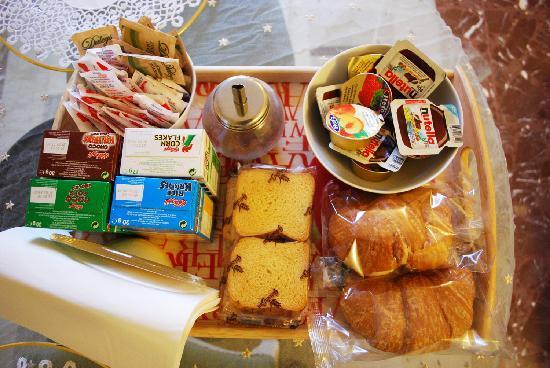 Mini Resort Fontana Maggiore: la colazione