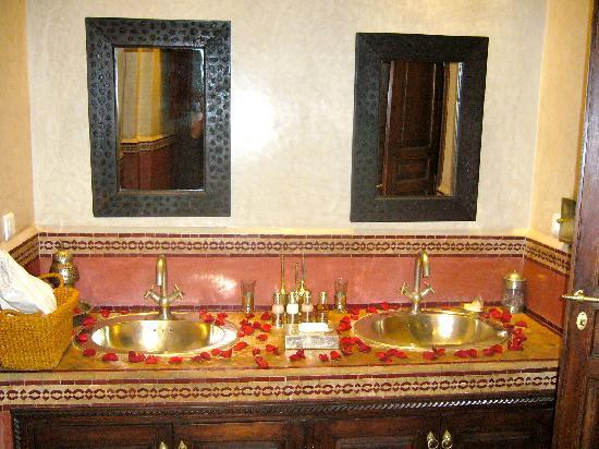 La Villa Nomade : salle de bain
