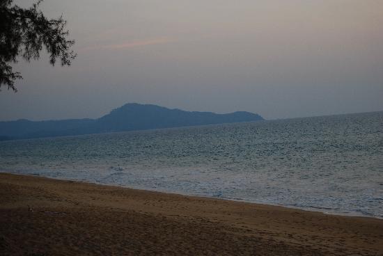 Anantara Mai Khao Phuket Villas: View from the beach