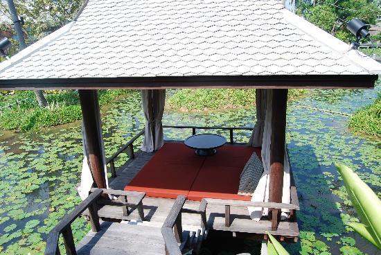 Anantara Mai Khao Phuket Villas: Lagoon Sala