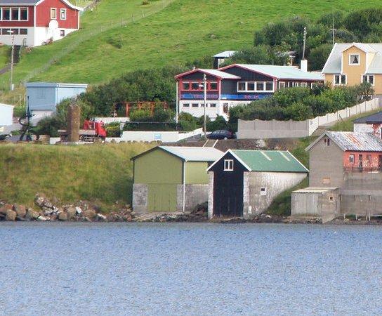 Tvoroyri, Faroe Islands: Art Gallery Oyggin