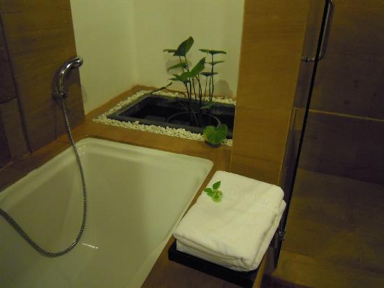 Nakamanda Resort & Spa: 洗面室4