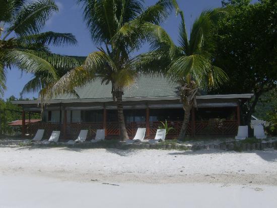 Villas de Mer: le restaurant