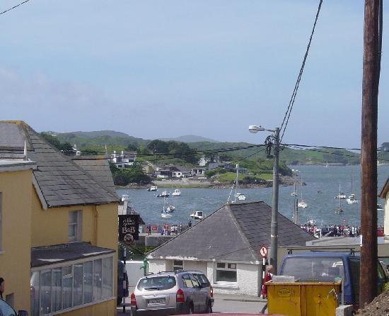 Fastnet House : View of the harbour
