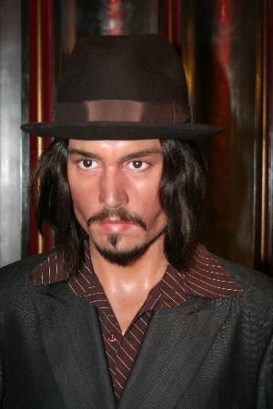 Madame Tussauds -  Las Vegas : Jonny Depp
