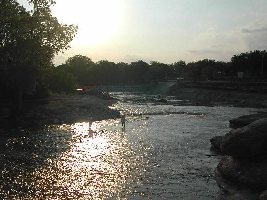 Glen Rose, TX: River