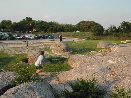 Glen Rose, TX: Rocks