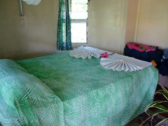 Safua Hotel : Lovely clean and well set up bedrooms