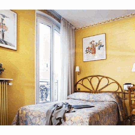 Hotel Delavigne: nicht so schön wie es aussieht