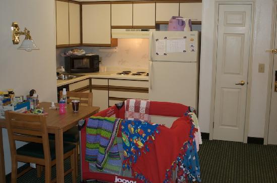 Residence Inn Houston The Woodlands/Lake Front Circle: 5