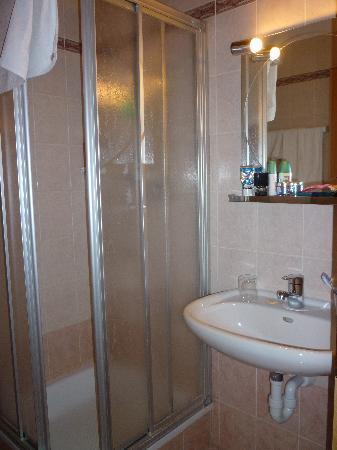 Chrys Hotel: Bagno
