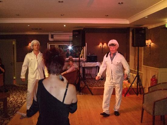 Elgin Hotel Blackpool: Good entertainment at the Elgin