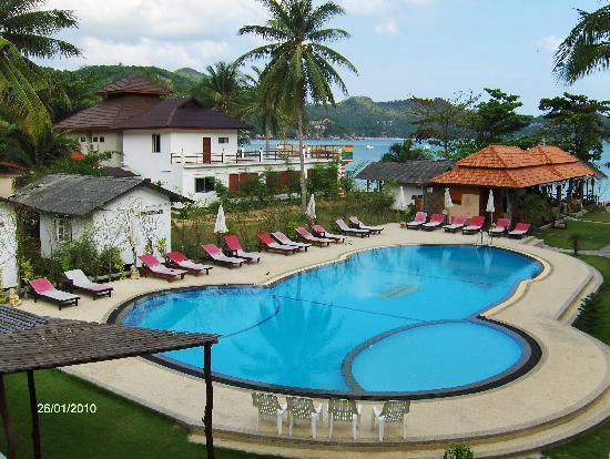 Havana Beach Resort Pool