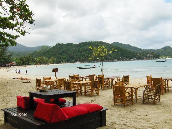 Havana Beach Resort: Restaurant am Strand