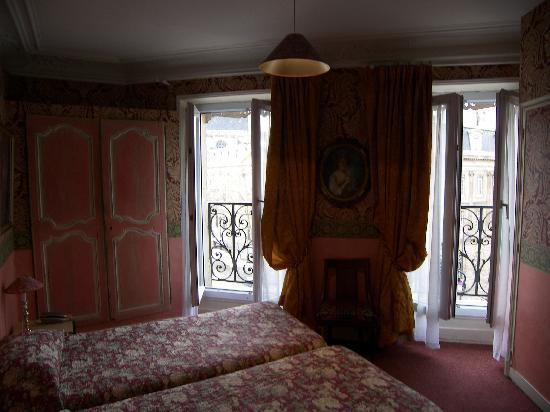 The Room Picture Of Hotel De Nice Paris Tripadvisor