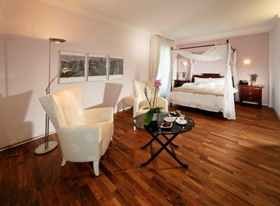Hotel Eden: Unser Zimmer