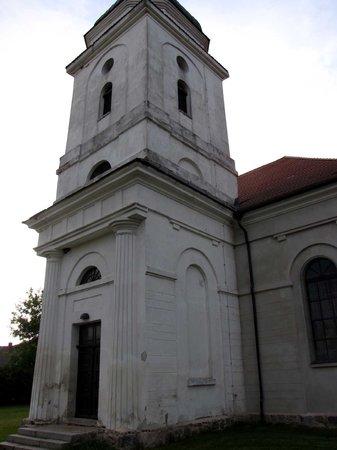 Klassizistische Kirche Rödlin