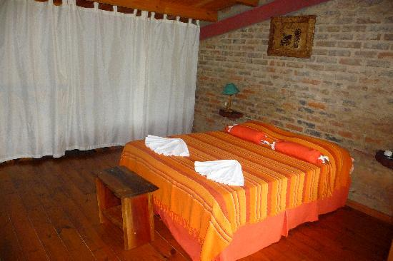 Jasy Hotel: Our bedroom - upstairs