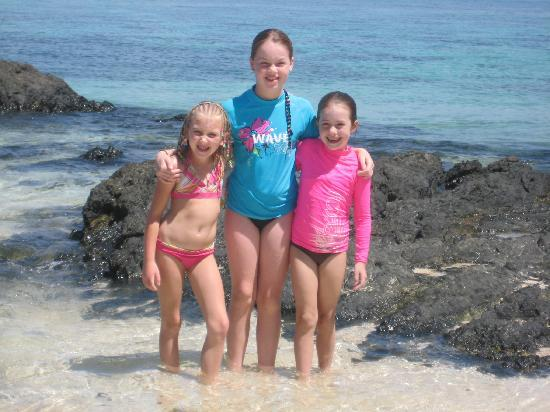 Castaway Island Fiji: friends at Castaway