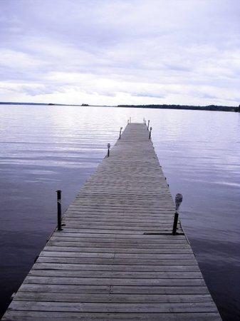 Mora, Zweden: Siljansee in Orsa- Mittelschweden