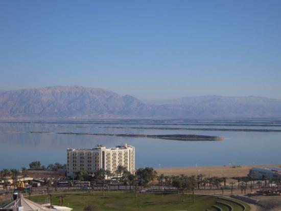 Ein Bokek, the Dead Sea