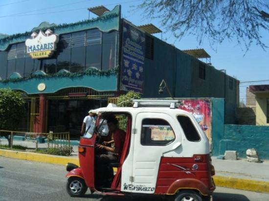 Mototaxi in Talara