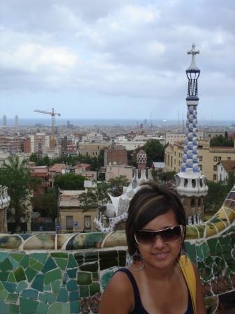 Santa Pola, España: Parque Guell