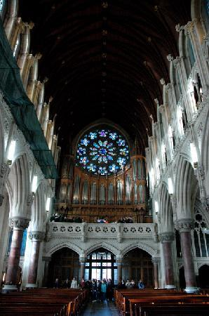 Knockeven House: St. Colman's Cathedral, Cobh