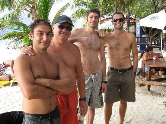 Bananarama Dive & Beach Resort: Dive Buddies