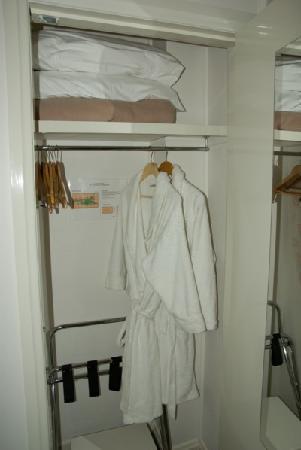 Hotel Sophia: robes