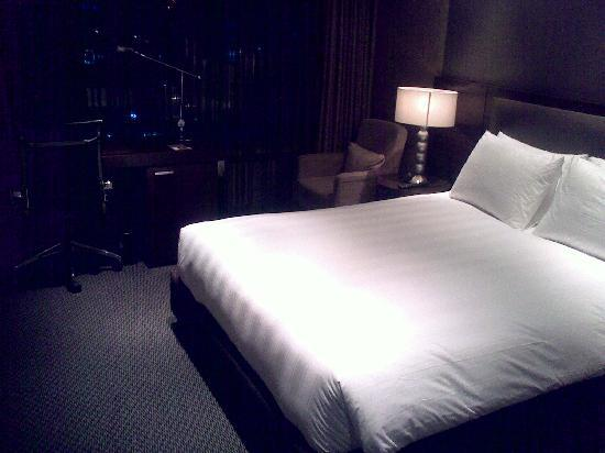 Lotte City Hotel Mapo: King Size Bed