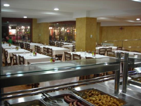 Hotel Catalunya: Restaurante