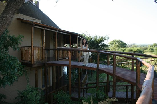 Shishangeni Private Lodge: esterno