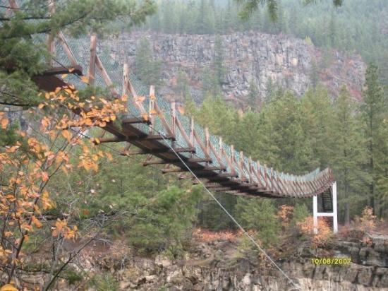 Columbia Falls Photo
