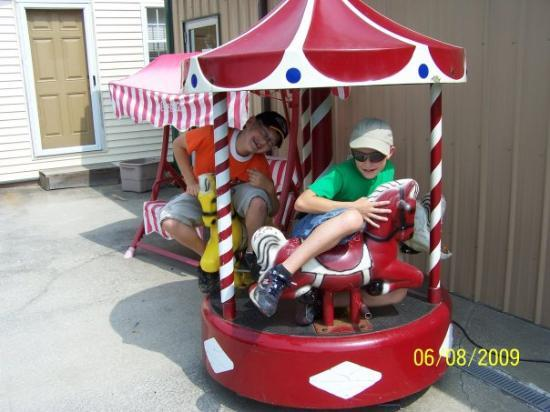 Cumberland, เคนตั๊กกี้: My Nephew and Marshal