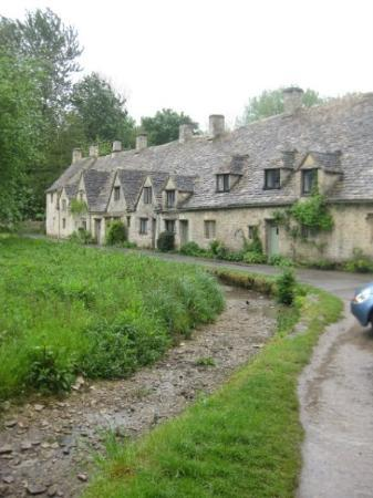 Cirencester, UK: Bibury, UK
